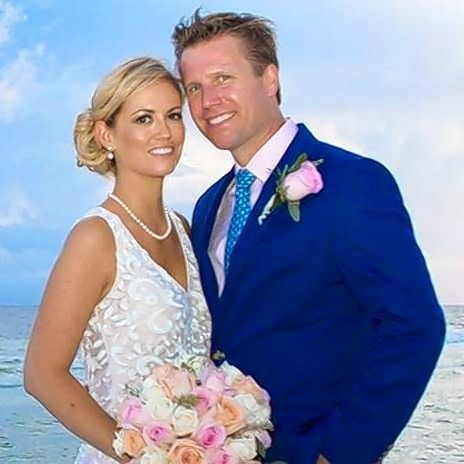 Kaili Harding, president of the Schaumburg Business Association, married David Kaminski, a partner with Daspin & Aument LLP.