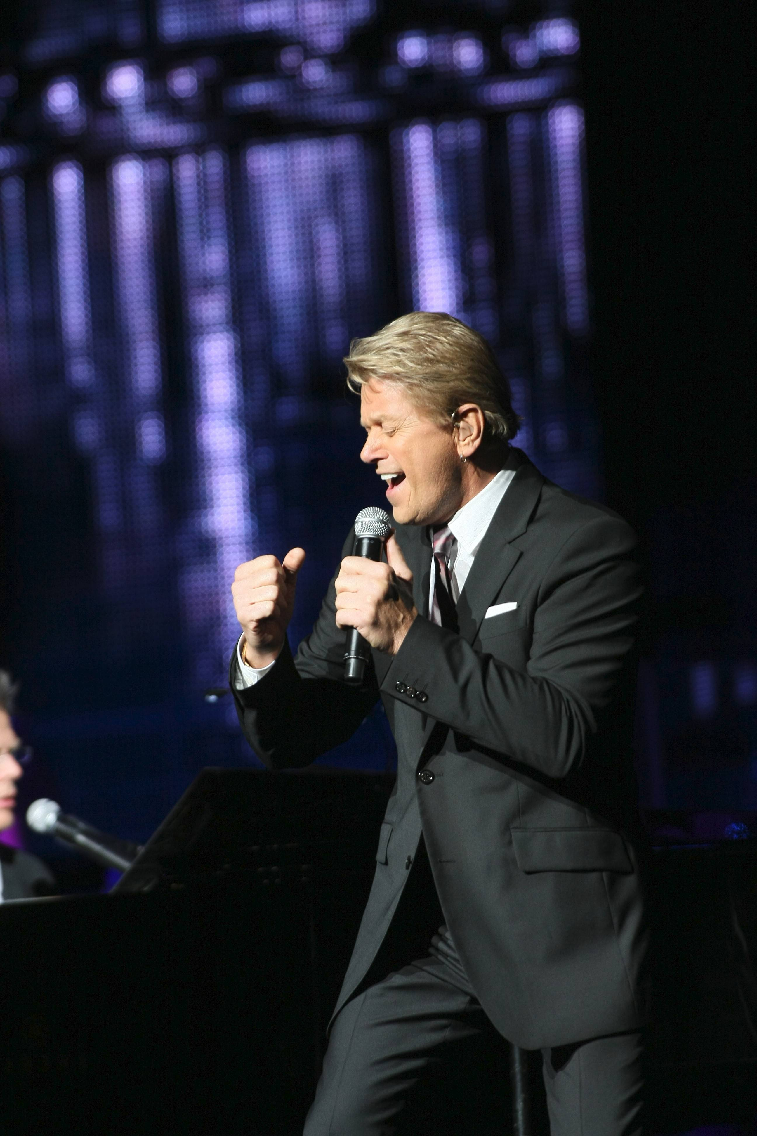 Peter Cetera, Air Supply coming to Genesee