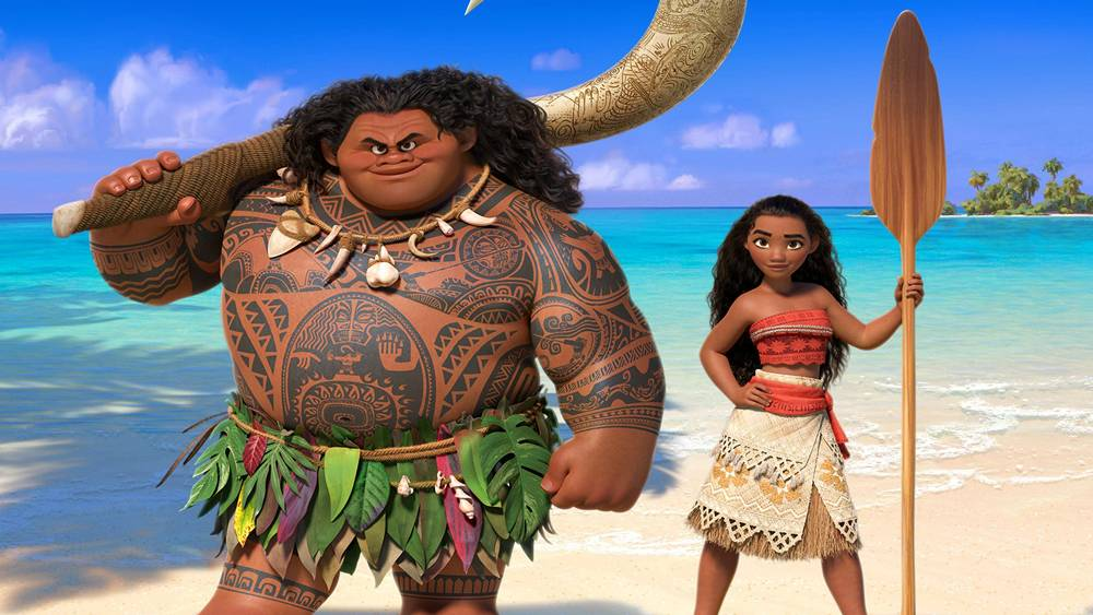 #CartoonsSoWhite? Disney's 'Moana' points the way forward for diversity