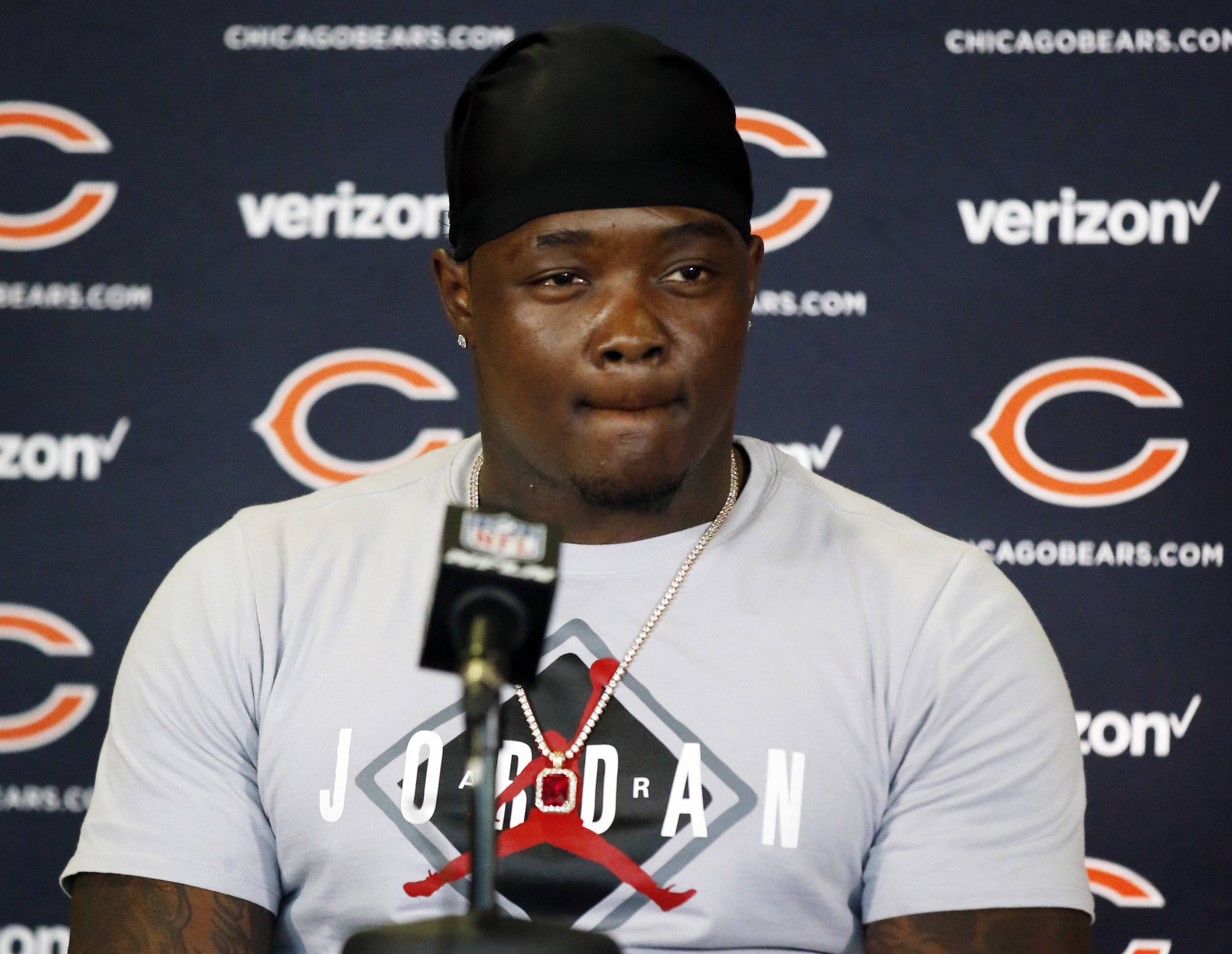 Bears' Trevathan ready to bounce back from rough preseason