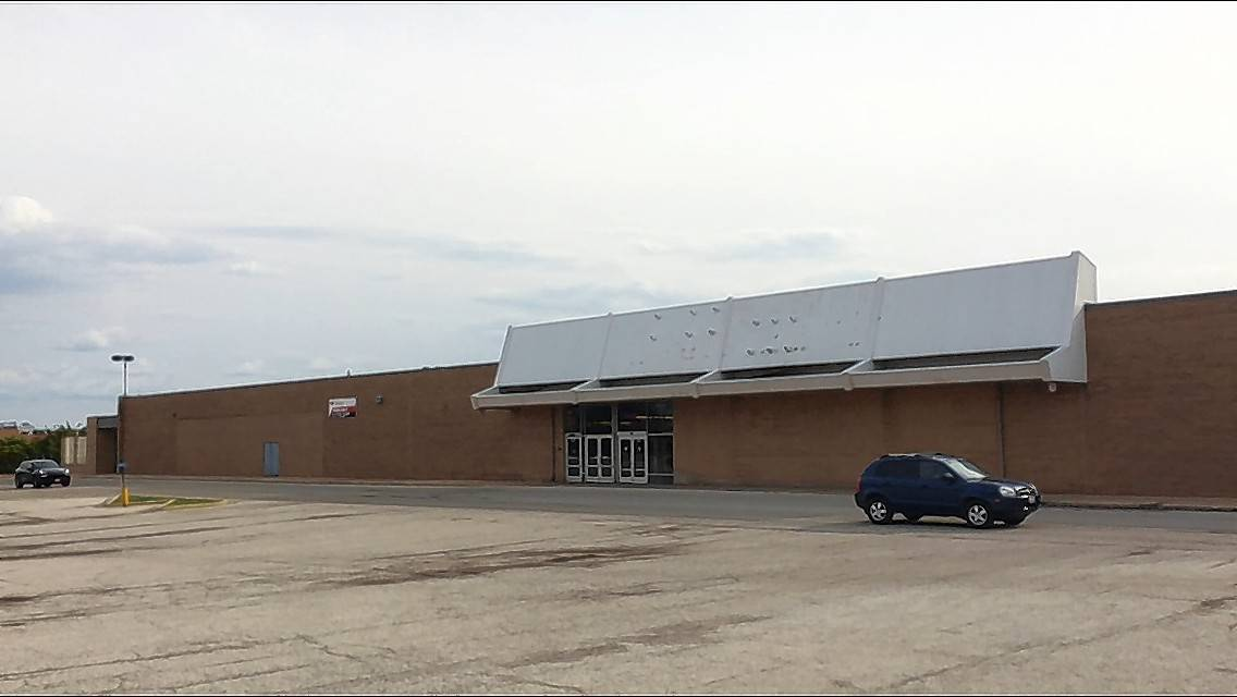 Lake Zurich trustees will consider a recommendation to eliminate a requirement for developers to receive village board feedback through an informal process called a courtesy review. Proposals, such as one for a new retail center and apartments on the site of this long-vacant Kmart, went through a courtesy review.