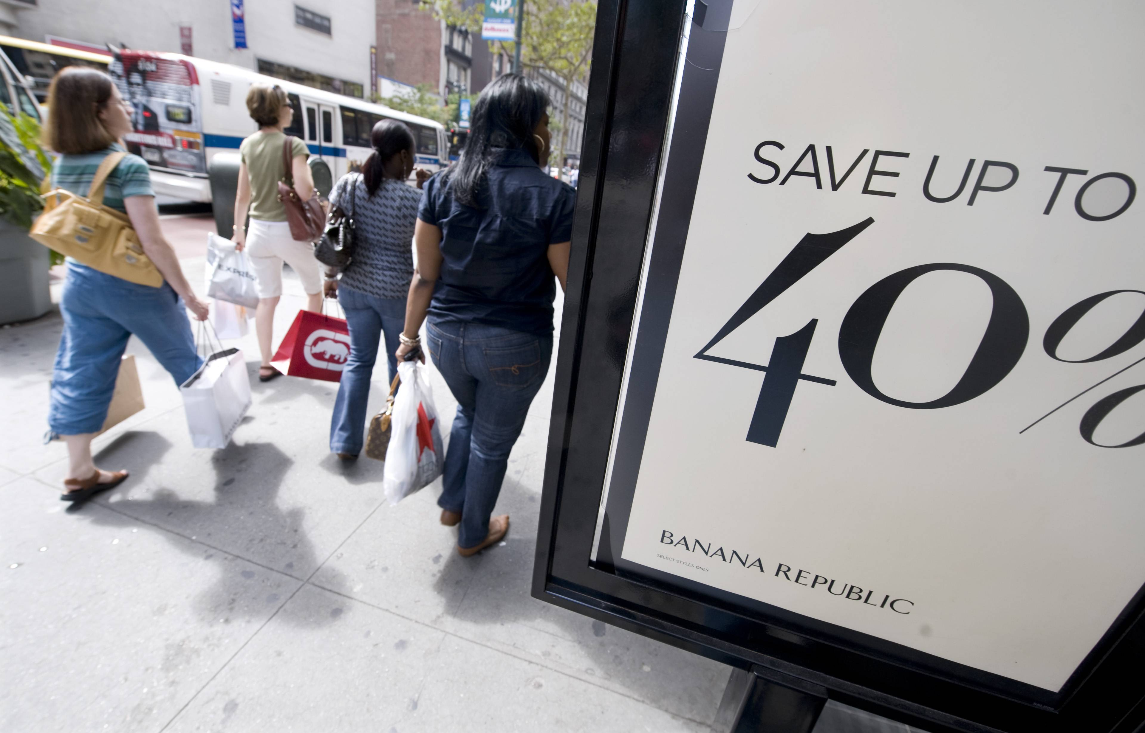 "The vicious cycle of promotions — those ""40 percent off your purchase""-type offers — drew in retailers desperate to maintain sales through the recession and its immediate aftermath. But now many customers simply expect this rhythm and won't pay full price, knowing another promotion is always around the corner."