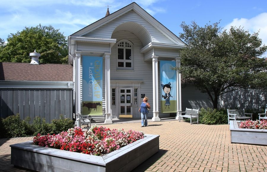 Wednesday was the Lake County Discovery Museum's last day of operations in the Lakewood Forest Preserve. The museum is relocating to the Lake County Forest Preserve District's headquarters building in Libertyville and plans to reopen in late 2017.