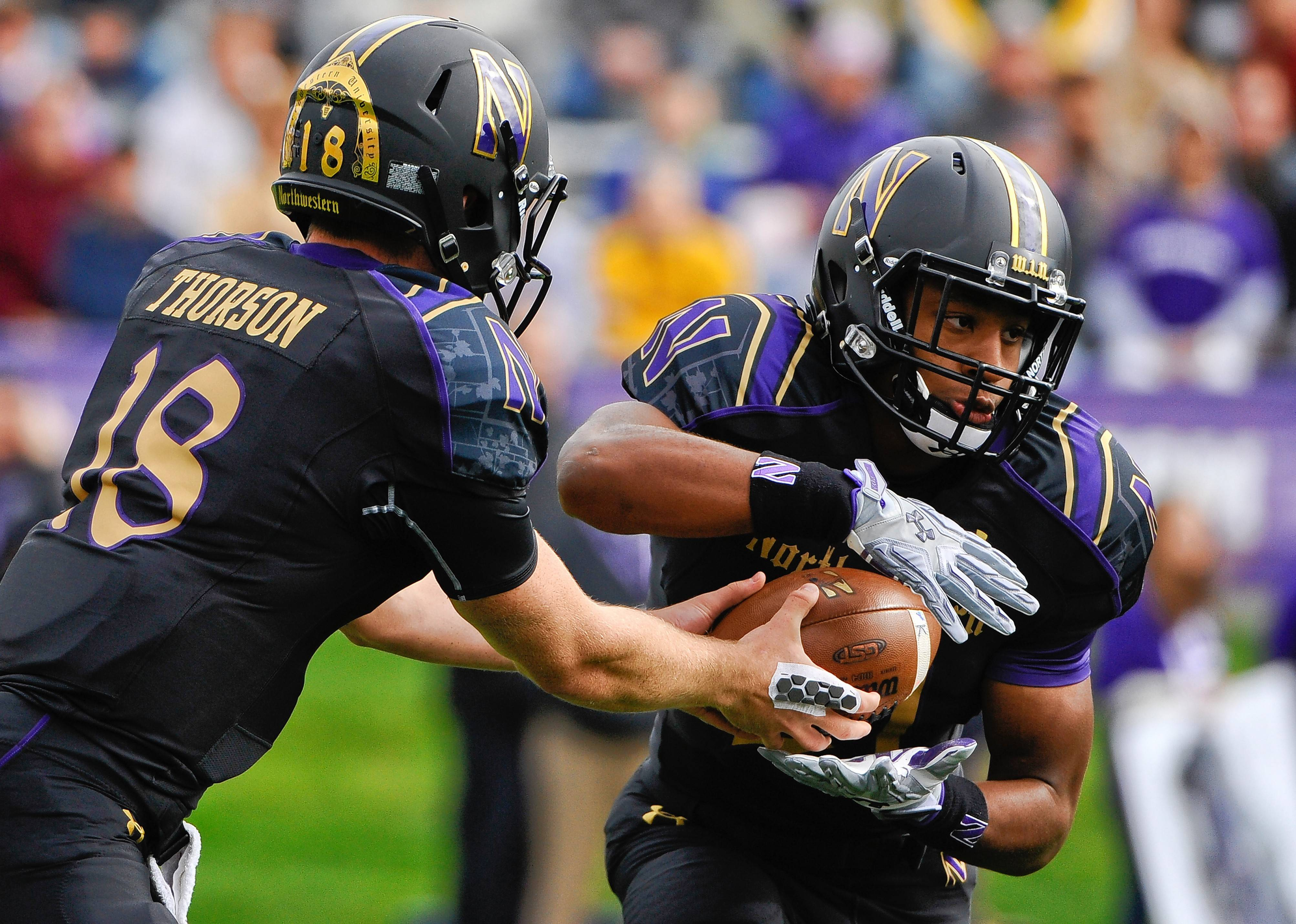 Northwestern football will lean on DuPage County connection
