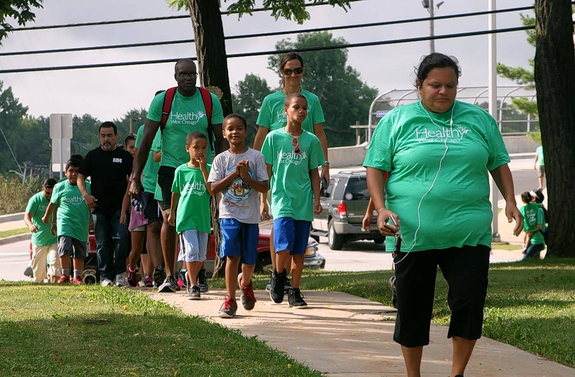 West Chicago ready to kick off Move With the Mayor Challenge