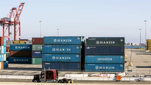 hanjin bankruptcy causes In this wednesday, aug 31, 2016, photo, the container ship hanjin montevideo leaves the hanjin terminal and the port of long beach in long beach, calif hanjin has filed for bankruptcy and the ship hanjin montevideo is to be anchored inside the breakwater.