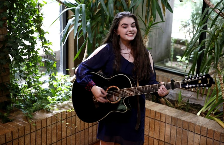 Naperville teen's original sound comes together on first EP