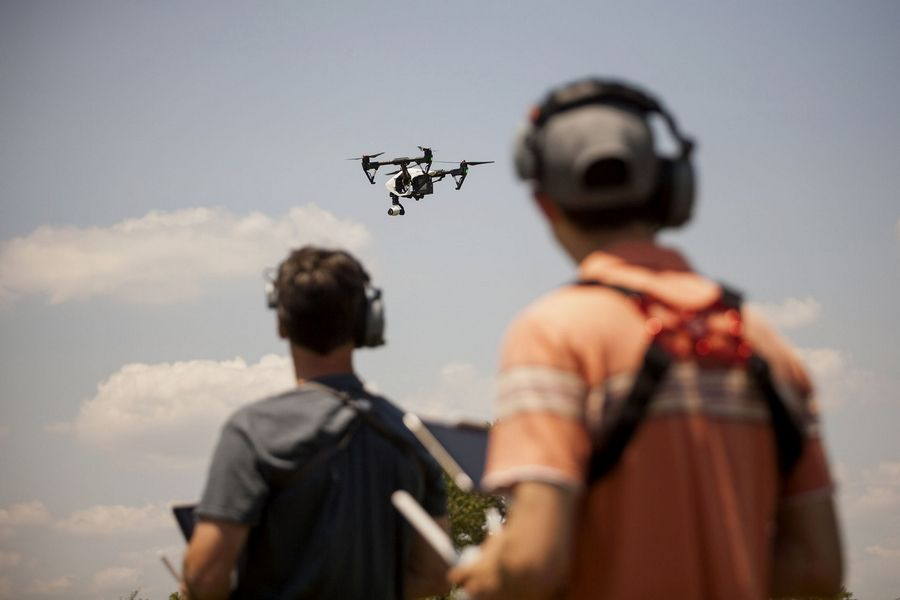 Would-be drone pilots racing to get licensed
