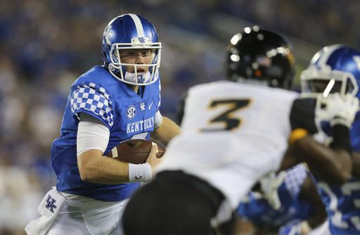 Southern Miss rallies for 44-35 upset of Kentucky