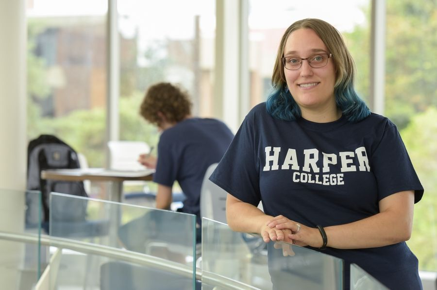 Catherine Sanchez will begin studying neurobiology at Stanford University this fall, but her road to the prestigious school has been anything but easy. She graduated from Harper College in May with a 4.0 GPA after spending several years balancing classes with working sometimes two full-time jobs and supporting her sister.