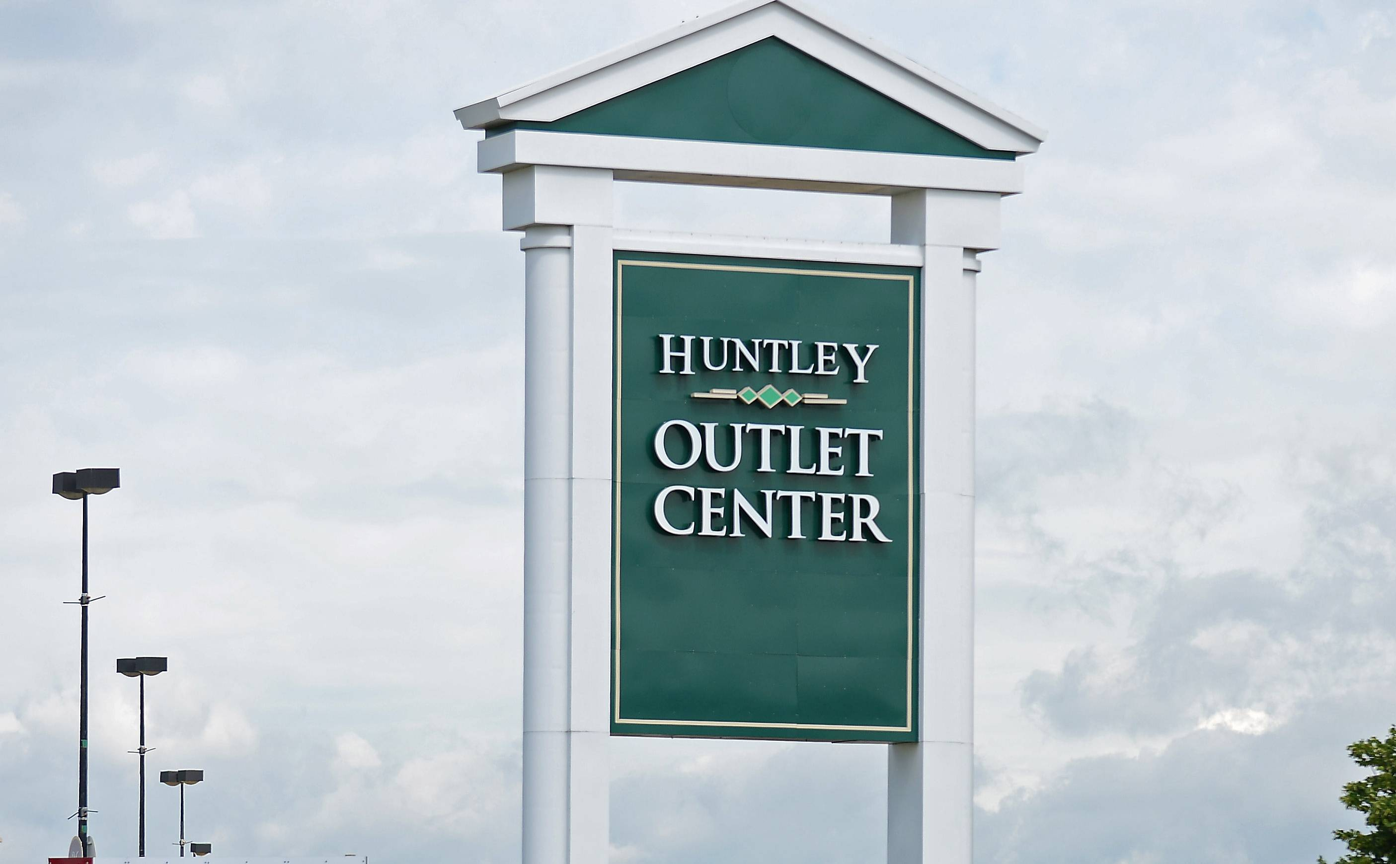 Could Huntley outlet mall close by next year?