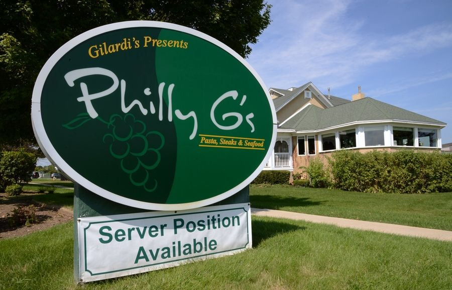 Philly G's restaurant in Vernon Hills has closed after 11 years. The staff served its last meal Saturday.