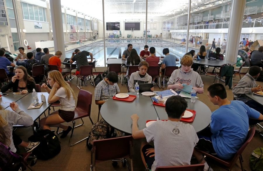 Waukegan and Stevenson: How poorer school districts fall