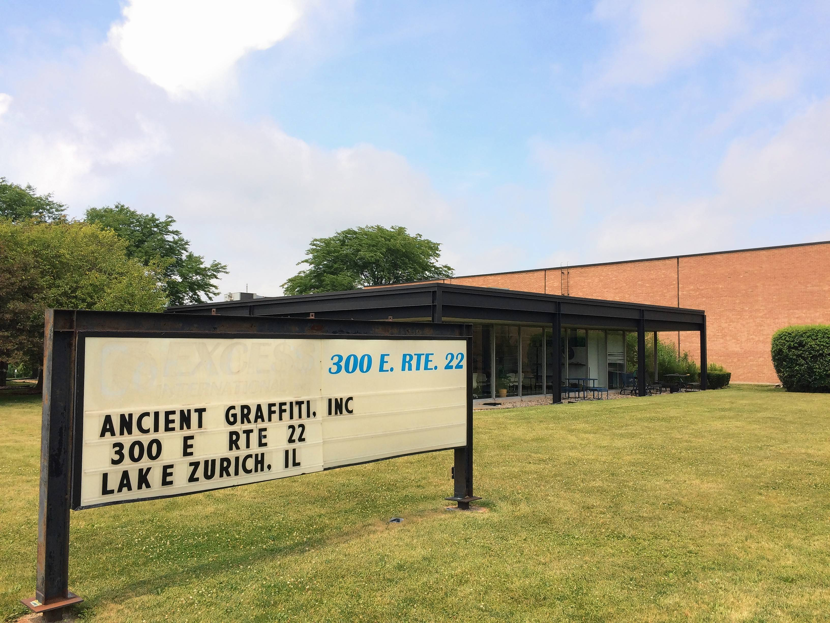 Life Storage Has Gained Lake Zurich Village Board Approval To Open In This  Building On The