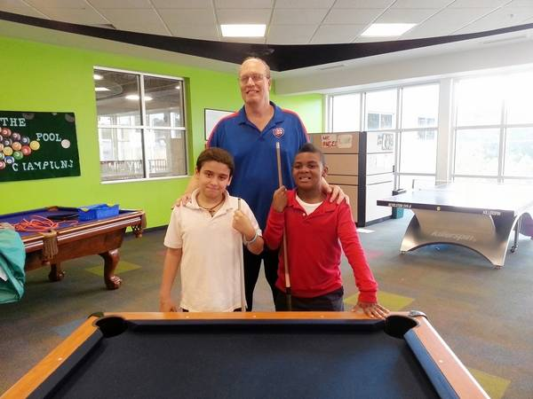 Arlington Heights Man Passes Love Of Pool To Kids - Quest pool table