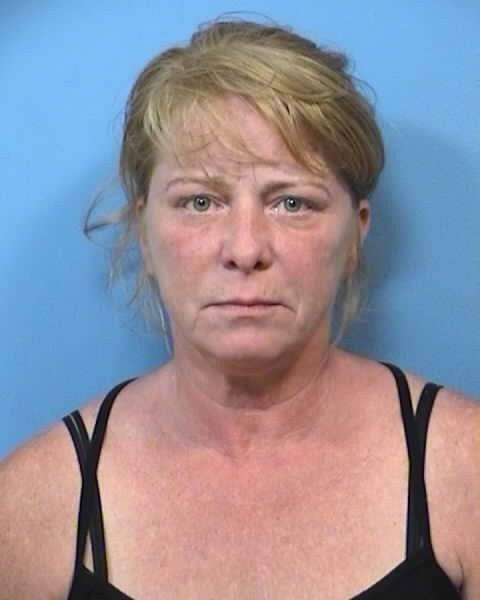 Kelly Palermo, 51, was sentenced Monday for her role in the stabbing death of her son's cat.