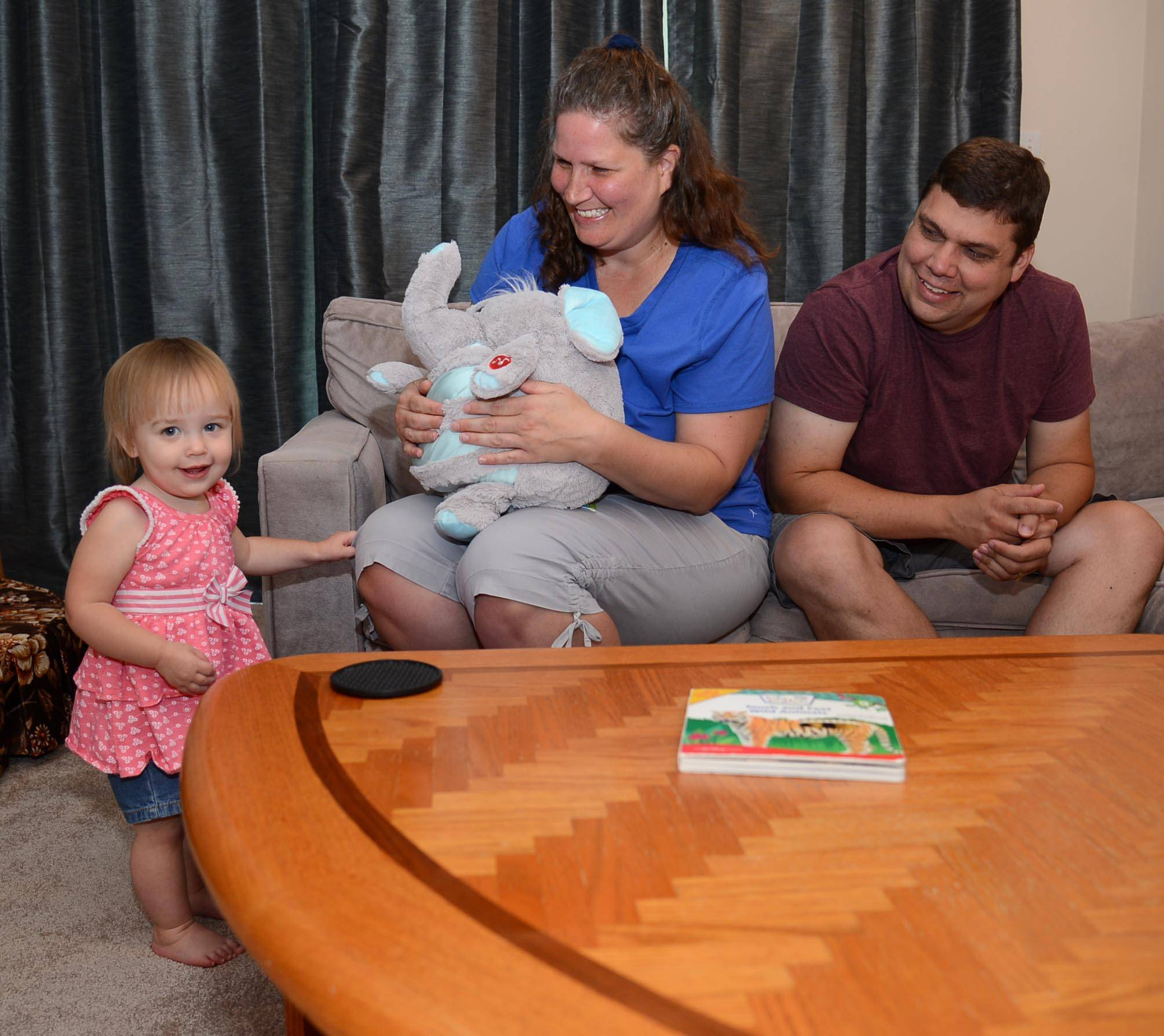 Safe haven baby ends St. Charles couple's 8-year wait to adopt