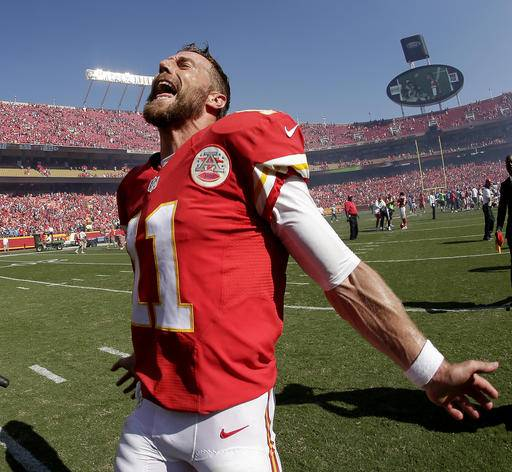 San Diego Chargers Chiefs Game: Chiefs' Alex Smith: From Draft Bust To Consummate Pro