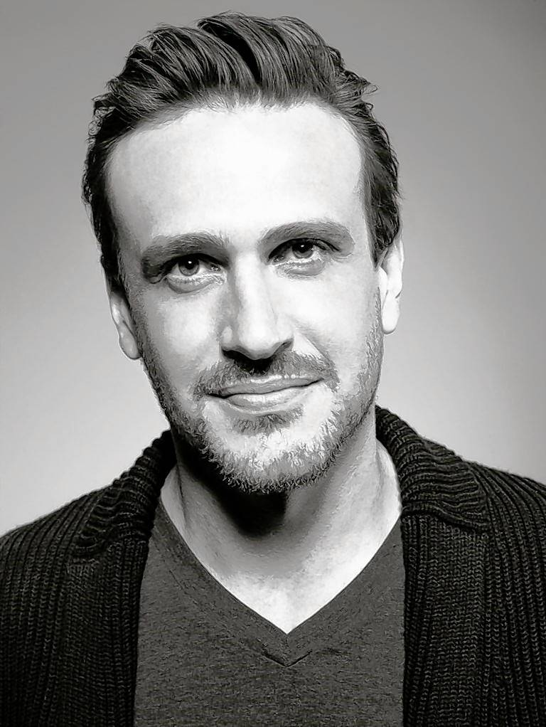 Jason Segel is promoting the third book in the Nightmares! series he's written with Kirsten Miller.