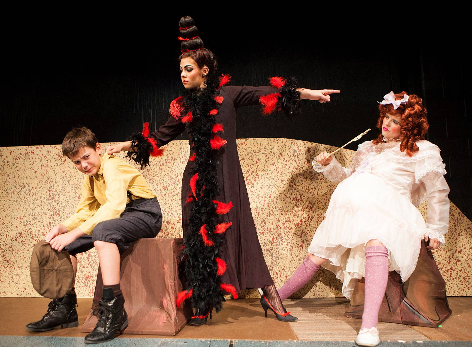 'James and the Giant Peach' is CLC Theatre's fall show for ...