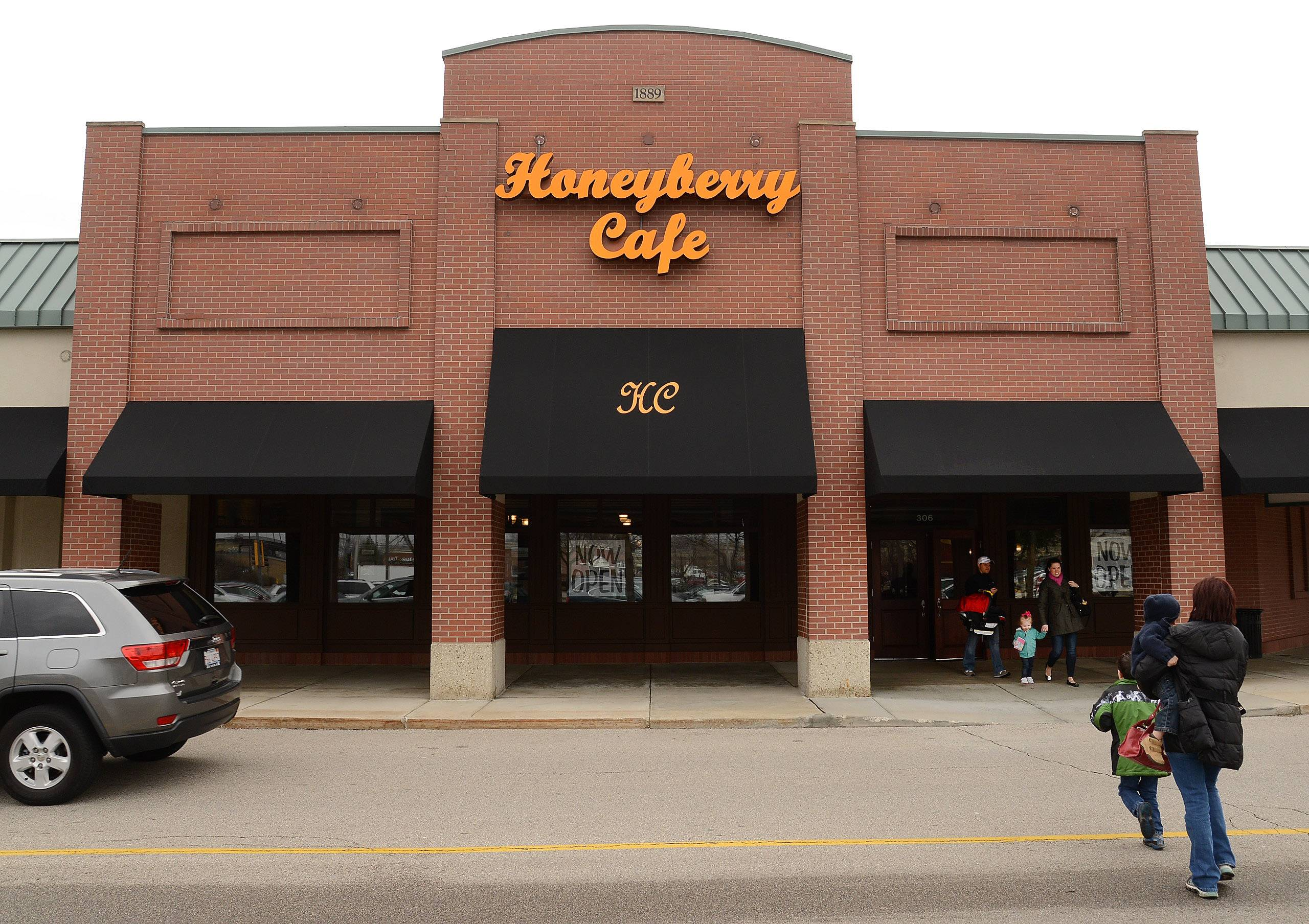Honeyberry Cafe closed earlier this summer in Arlington Heights, but a new breakfast restaurant called Gail's Carriage Place already is open in its place.