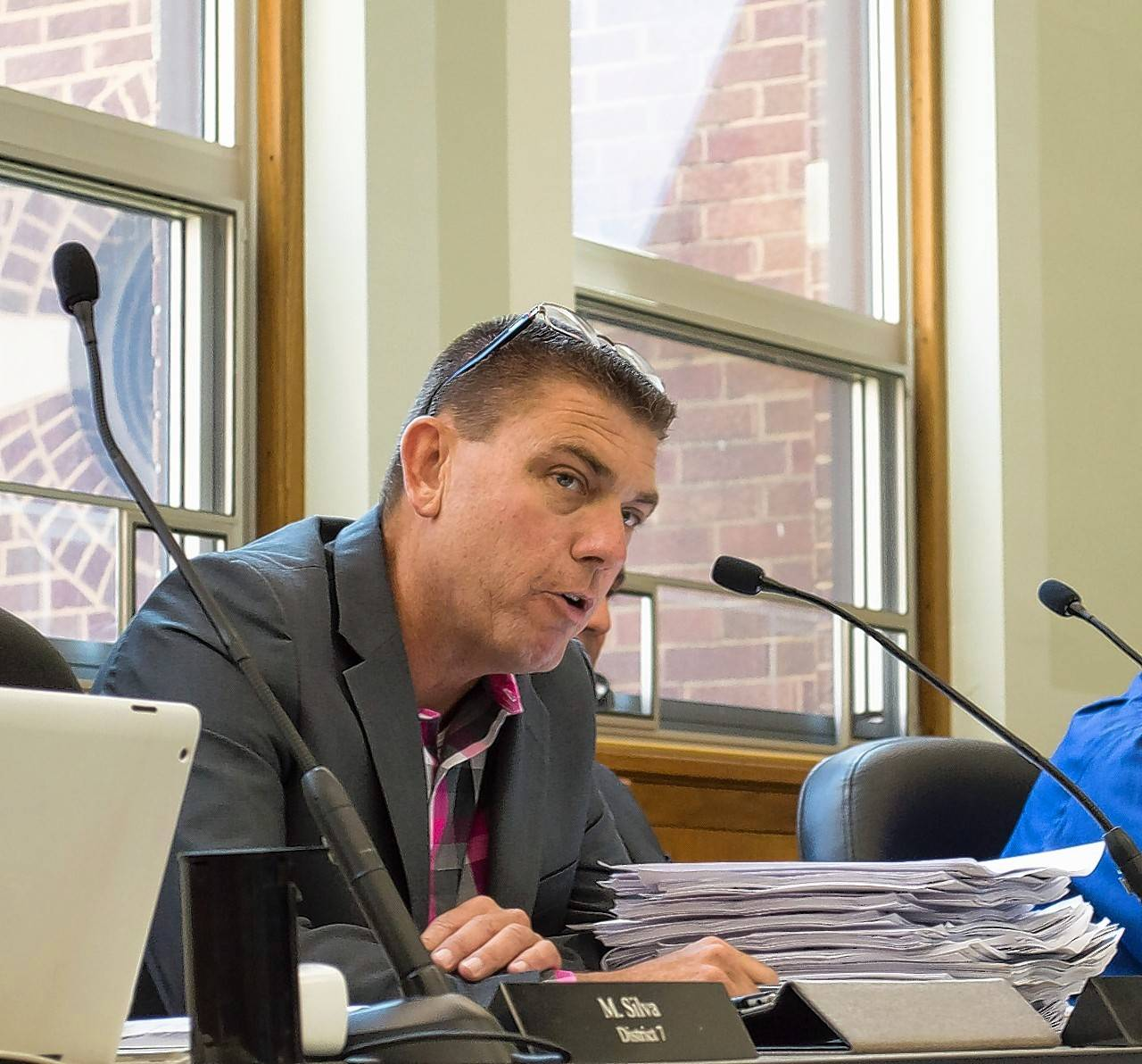 Kane County Board Member Brian Dahl would support unfreezing the county's property tax levy if there is no other way to balance the county's 2017 budget.