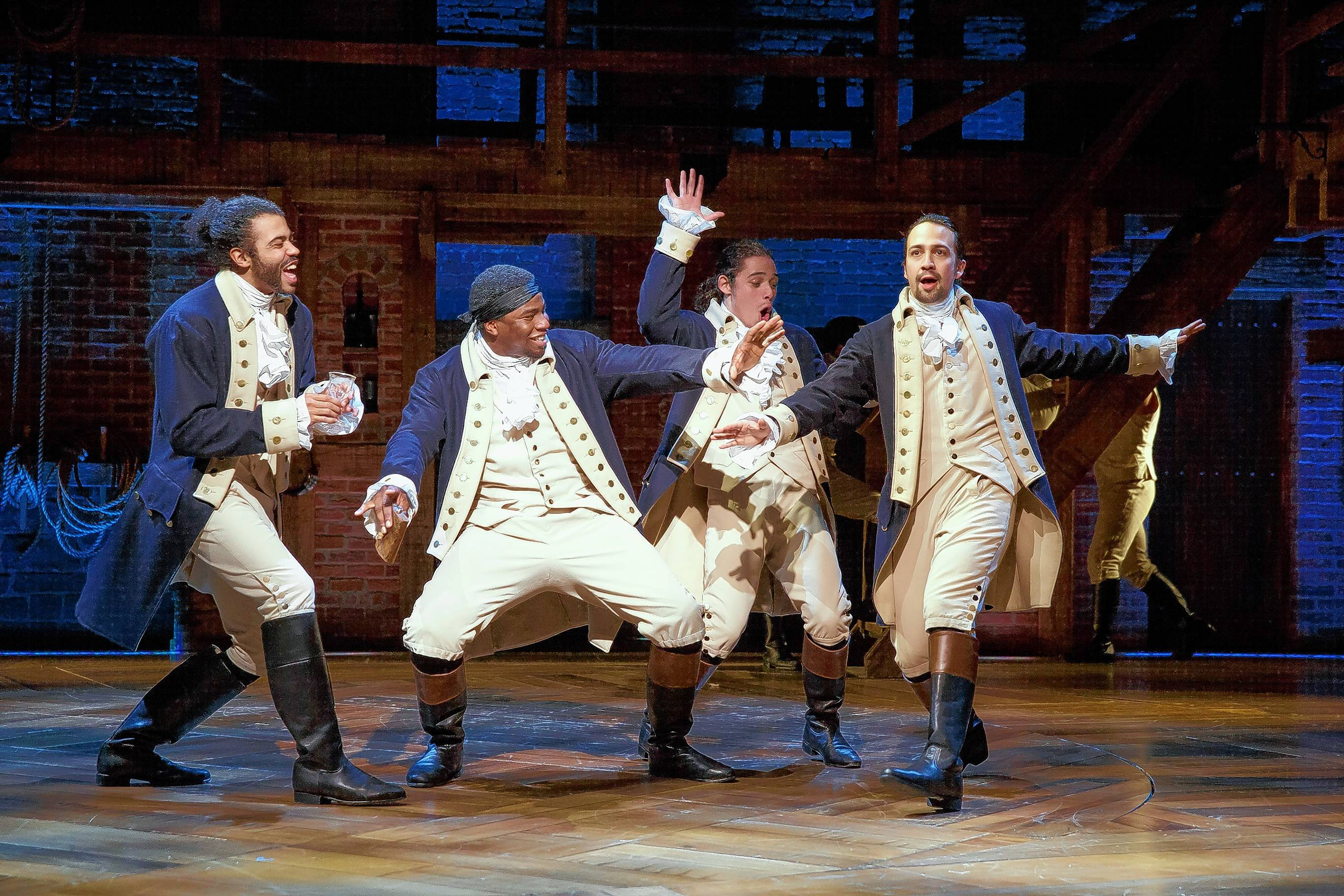 'Hamilton' extends Chicago stay; tickets on sale Sept. 27