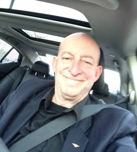 Uber Driver Bob Weiser Has Asked His Riders To Write Down A Mantra Or