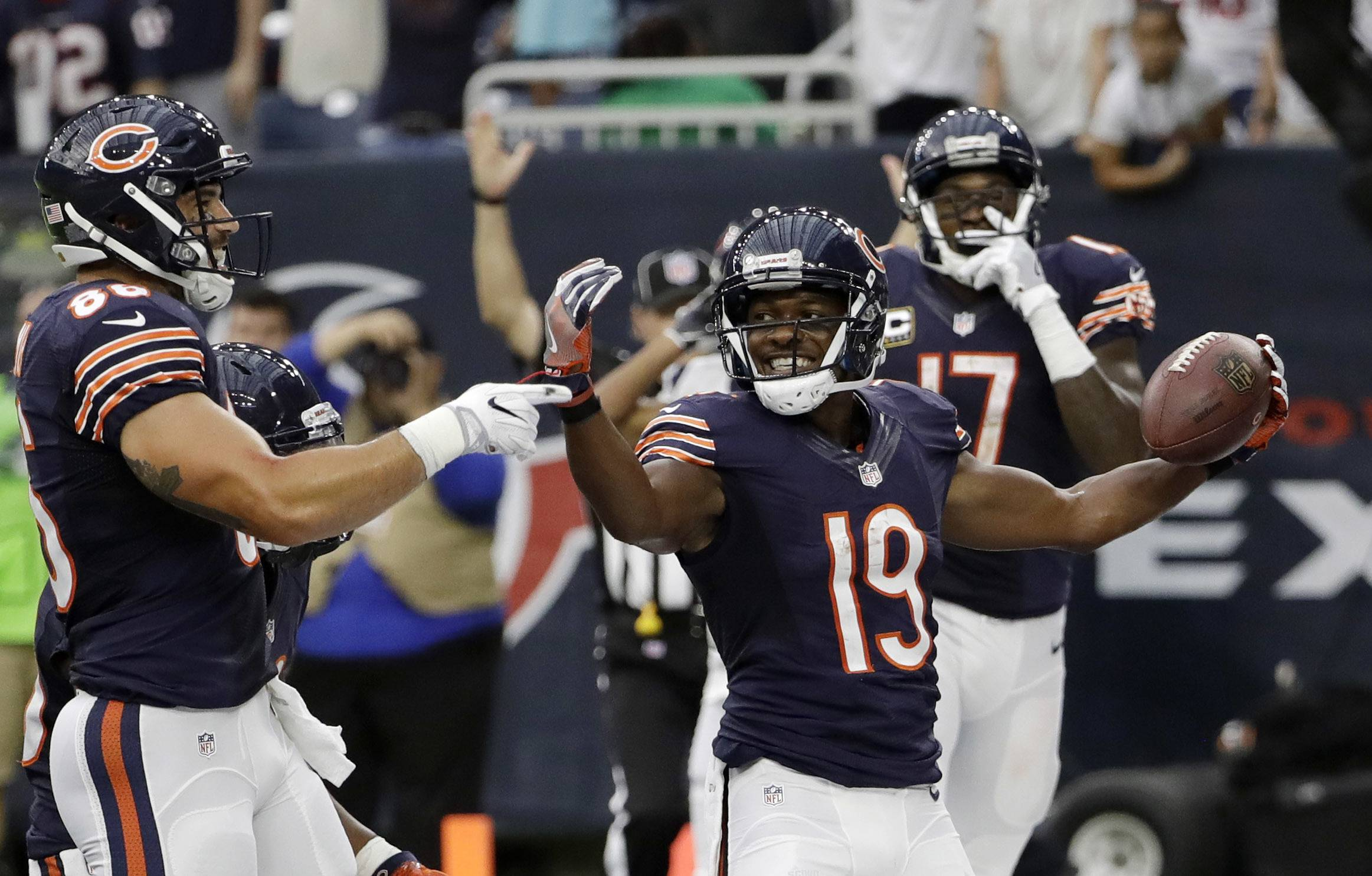 Chicago Bears wide receiver Eddie Royal has seen success so far this season, both as a receiver and as a punt returner.