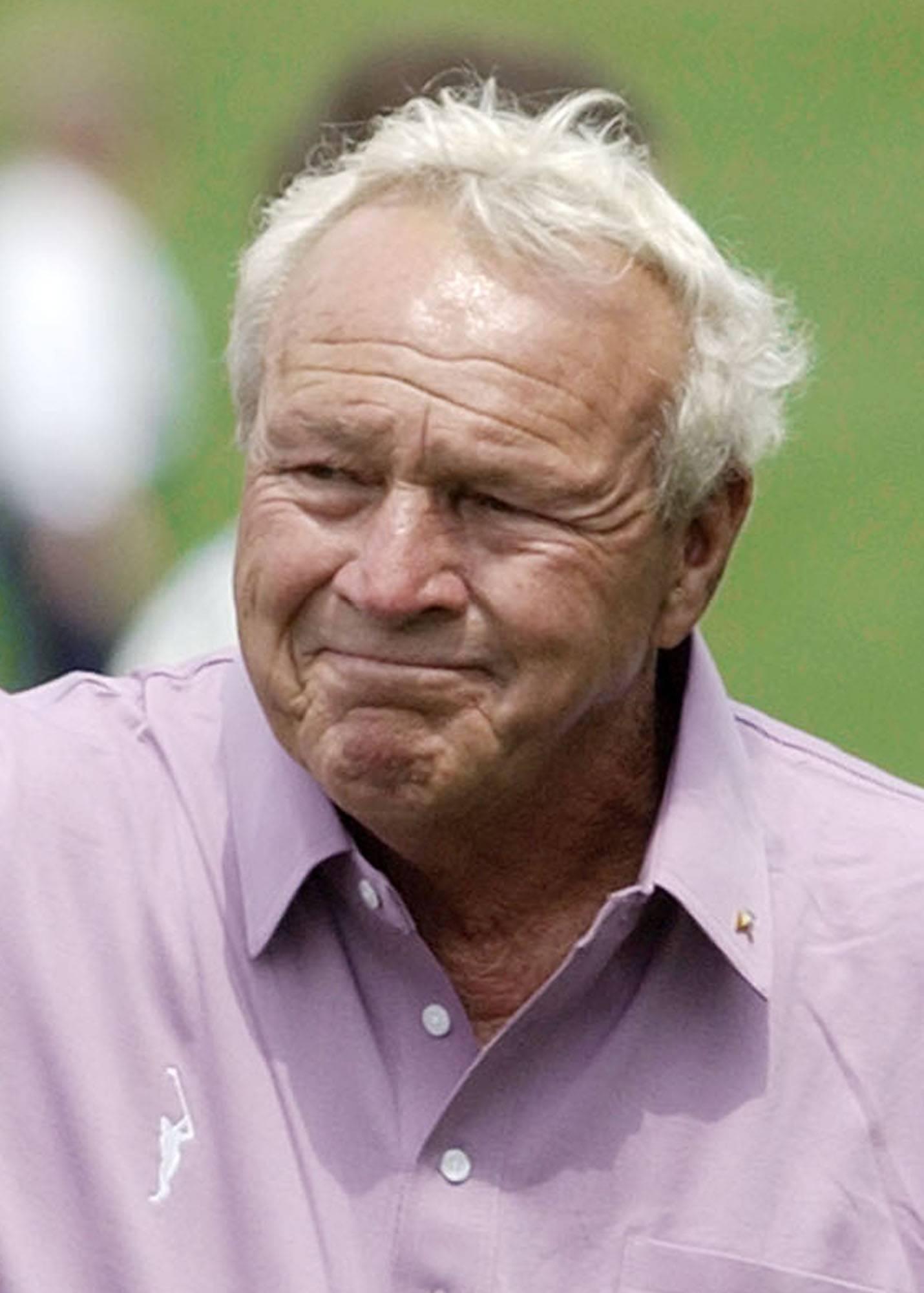 Arnold Palmer, 'King' of the PGA tour, dies at 87