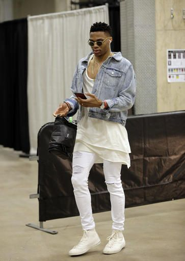 39e26a777ddf NBA s king of fashion Russell Westbrook talks style