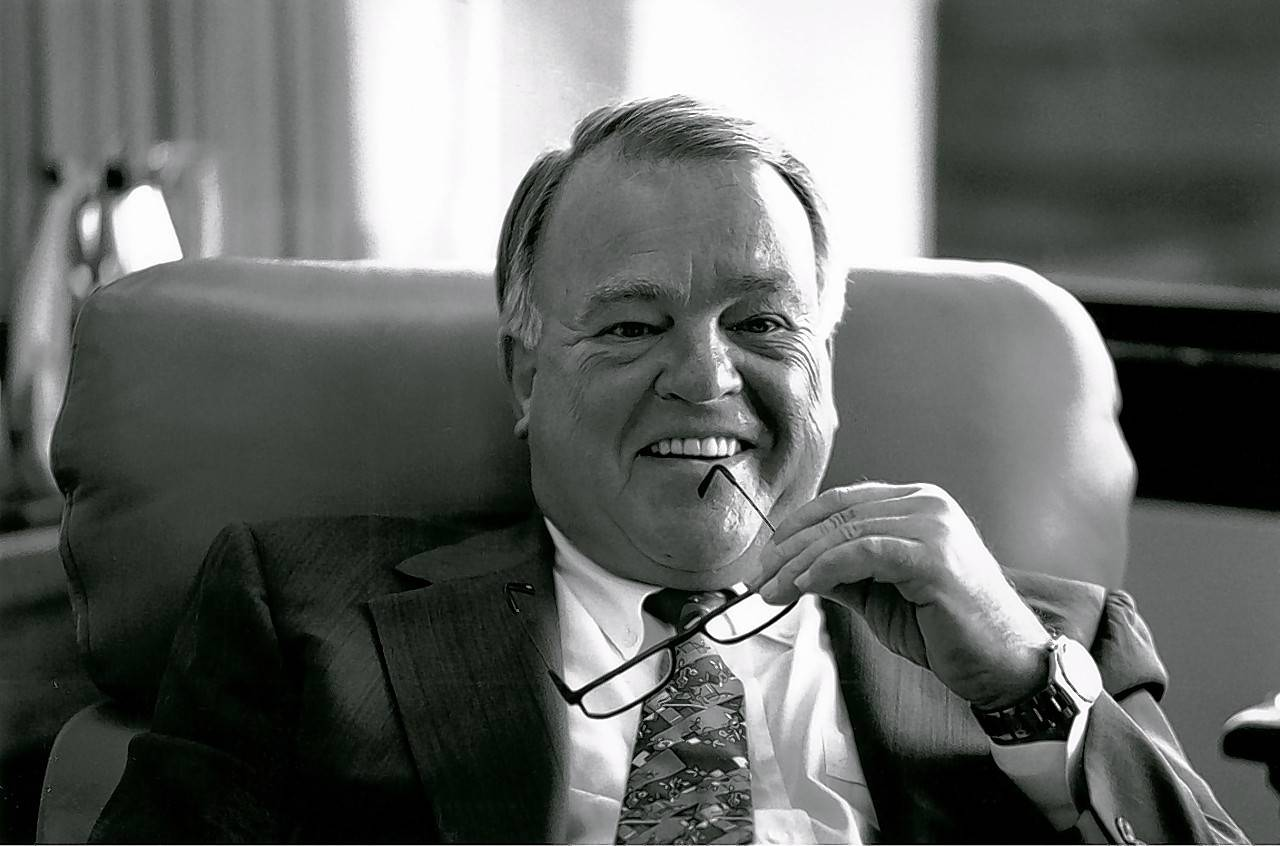 "Charles R. ""Cork"" Walgreen III, former president, CEO, chairman of the board, and chairman emeritus of the Deerfield-based drugstore chain Walgreen Co., died Monday at his home in Lake Forest. He is pictured here in 2009."