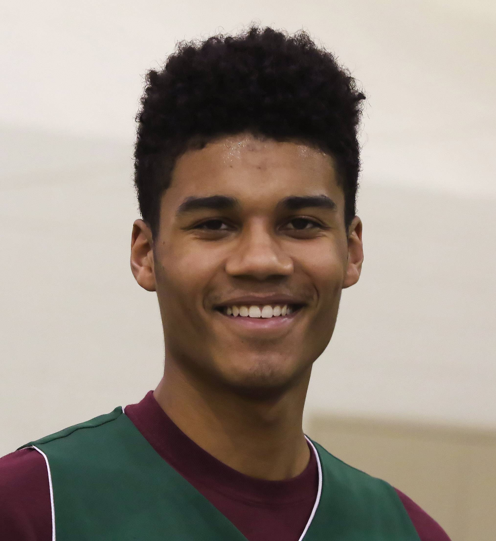 Stevenson forward Justin Smith has made his college choice official: Indiana.