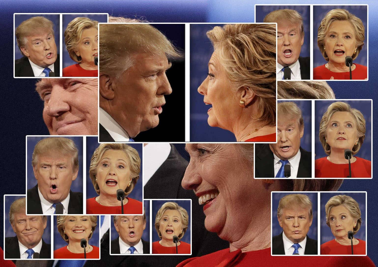 Dawn Patrol: Clinton and Trump debate; Cubs notch 100th win