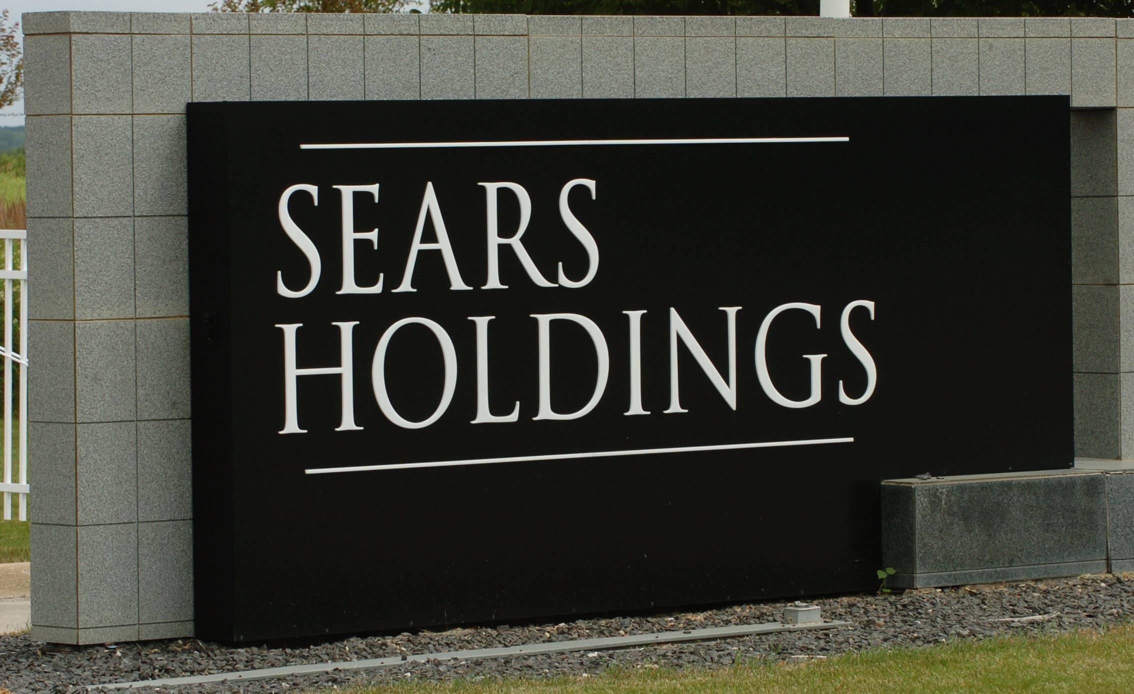 DAILY HERALD FILE PHOTO Sears Holdings, Claire's Stores and Nine West Holdings are among seven chains at high risk of defaulting within a year as shoppers shift to online merchants and spend more on experiences, according to a Fitch Ratings study of retail bankruptcies.