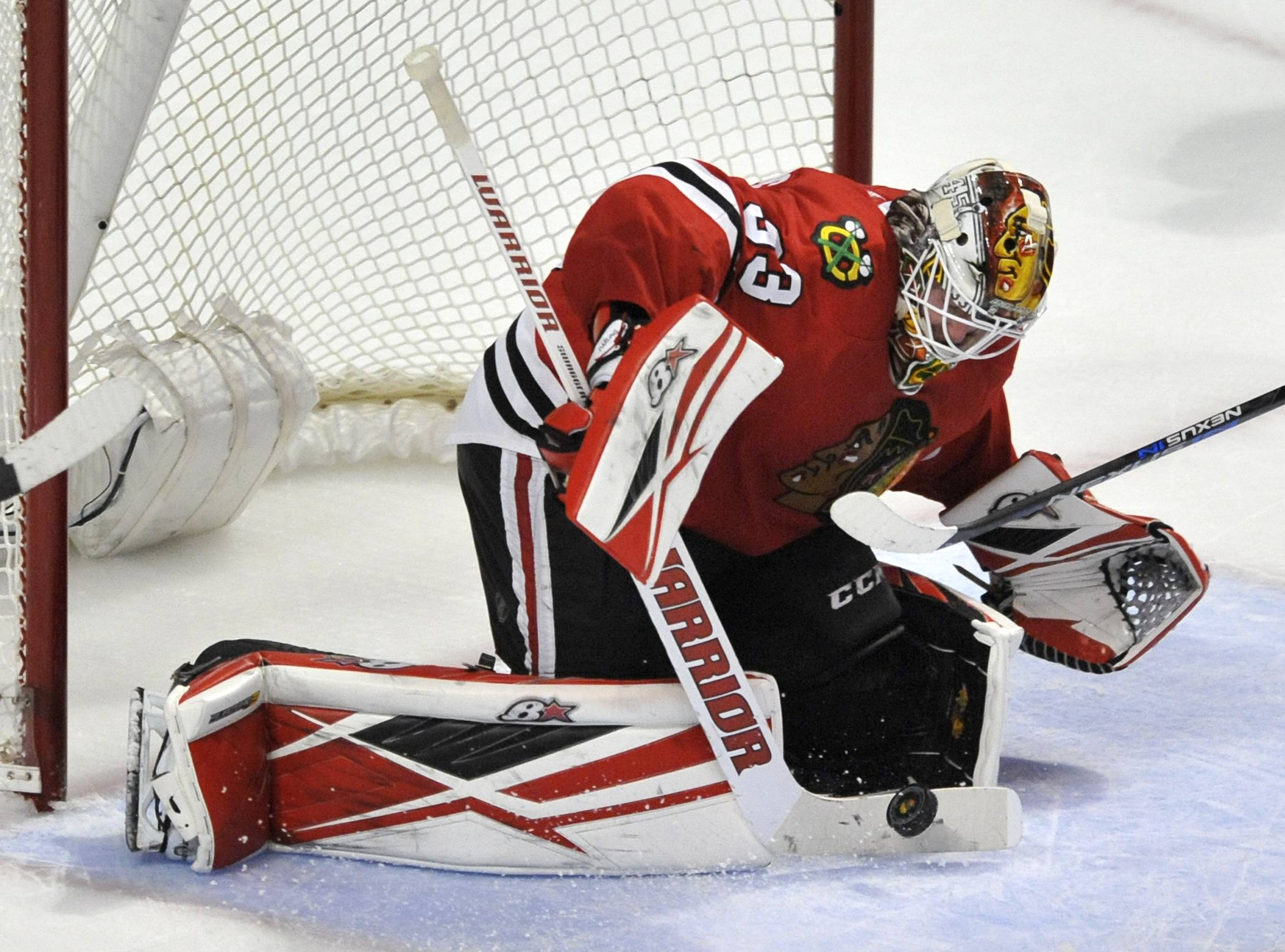 The upcoming season is a big one for Blackhawks backup goaltender Scott Darling as he looks to prove to other teams he has what it takes to become a full-time starter.