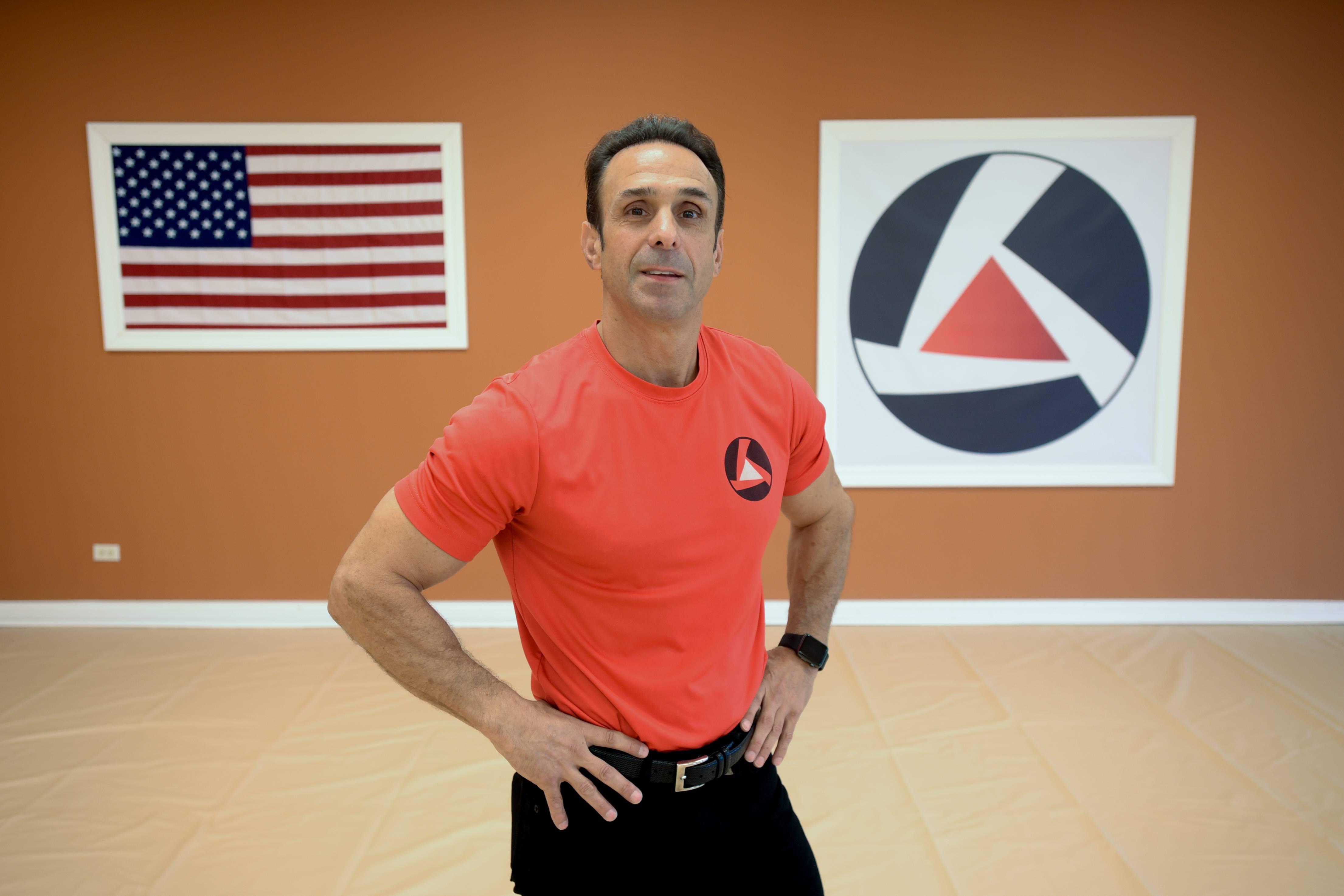 Naperville martial arts studio challenges kids to 'Strive'
