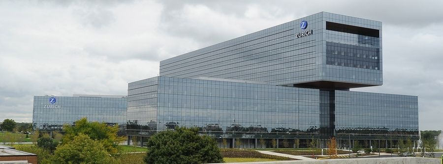The Zurich North America headquarters opened Wednesday in Schaumburg after a nearly four-year design and build process.