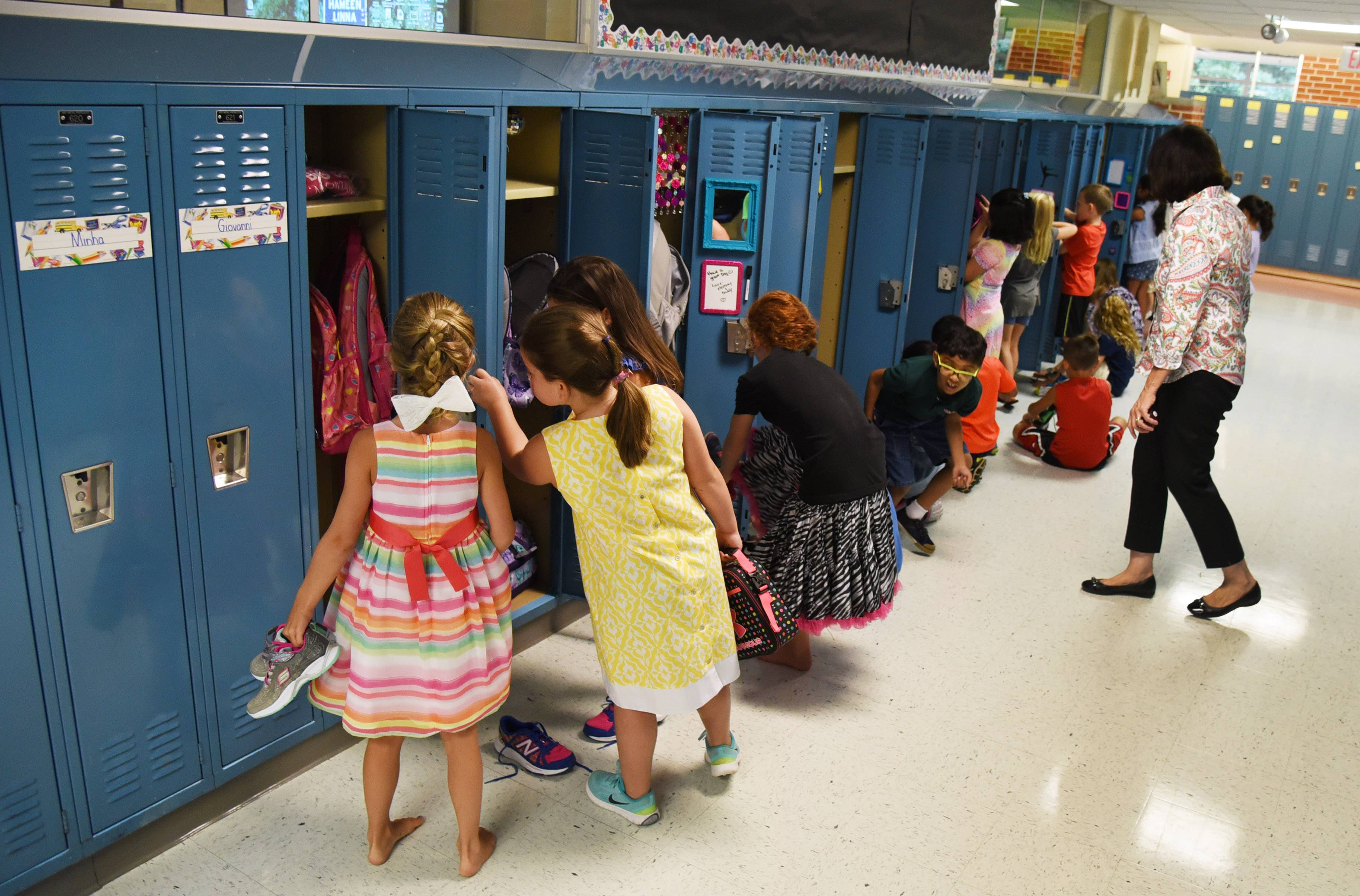 Oak Grove School in Green Oaks on Wednesday was named a National Blue Ribbon Schools winner.