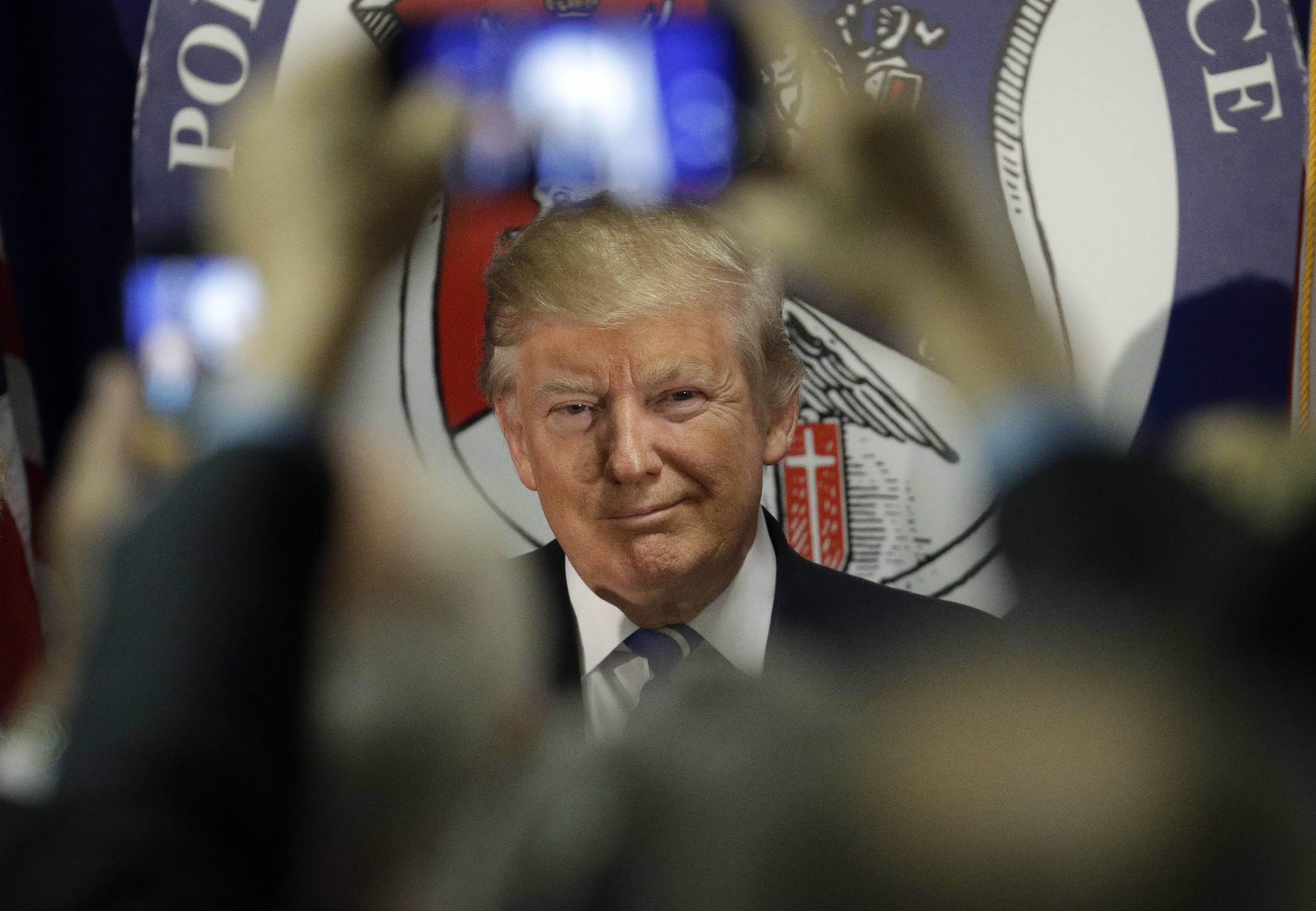 Trump in Chicago: I'll be 'true friend' to Poland