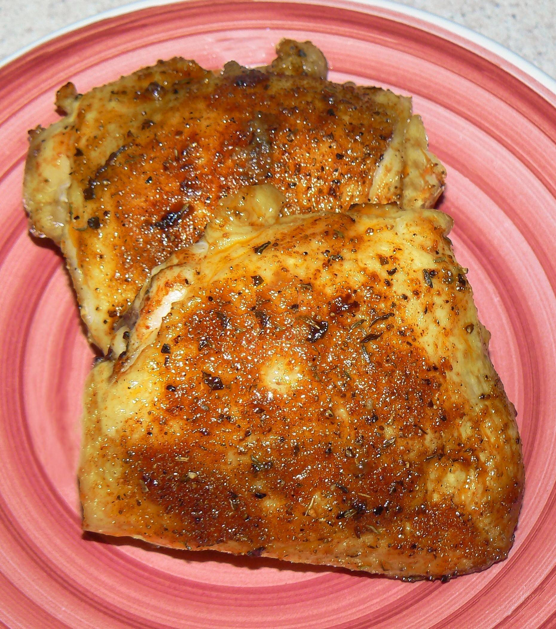 A reporter uncovers a recipe for 11 herbs and spices reputed to be from Colonel Sander's family. Try it on roasted chicken thighs.