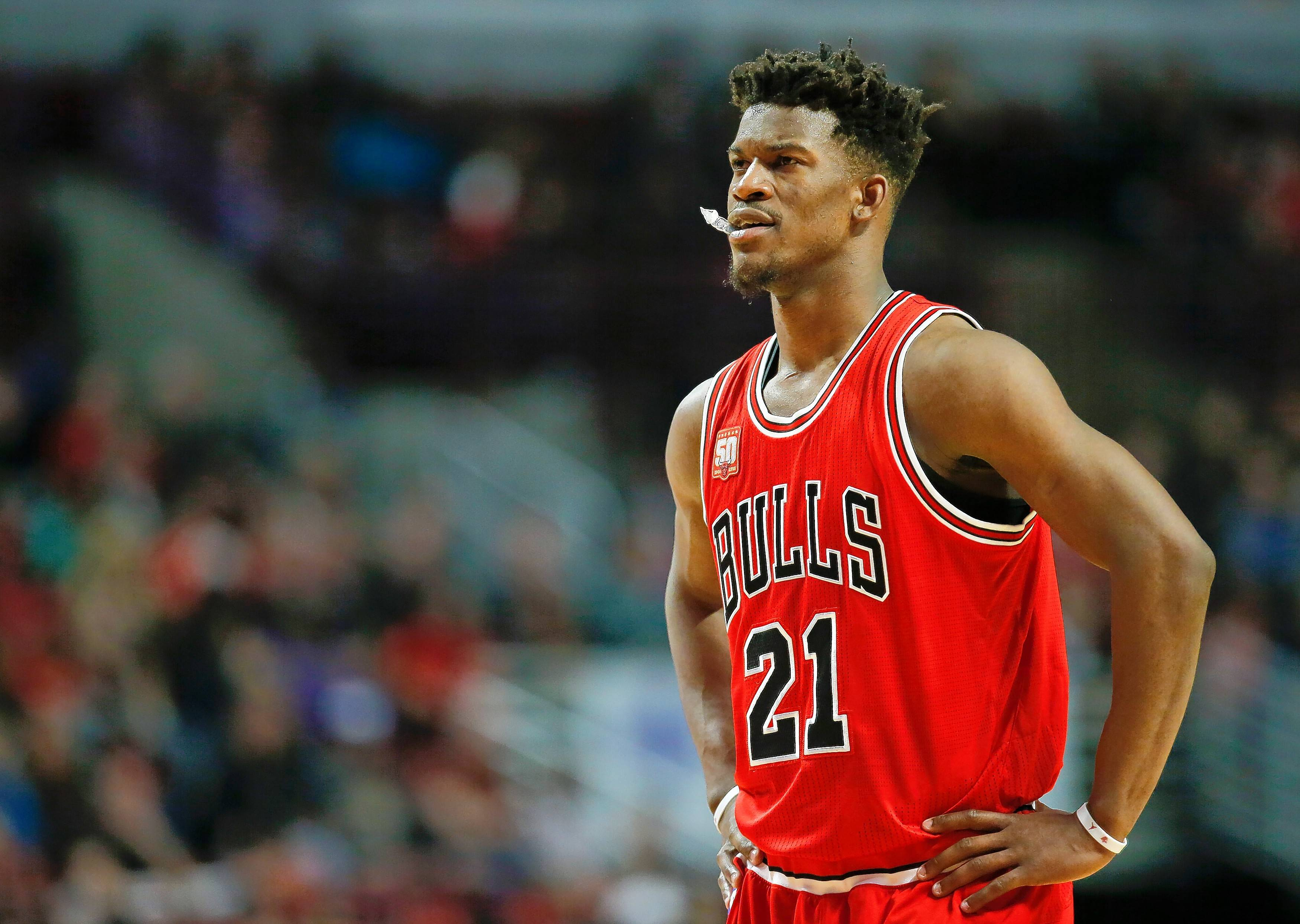 "Chicago Bulls coach Fred Hoiberg said guard Jimmy Butler has always been ""one of the top steals guy,"" and getting more defensive turnovers is something Hoiberg wants the team to improve on this season."