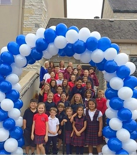 St. Anne Parish School has been named a 2016 National Blue Ribbon School.