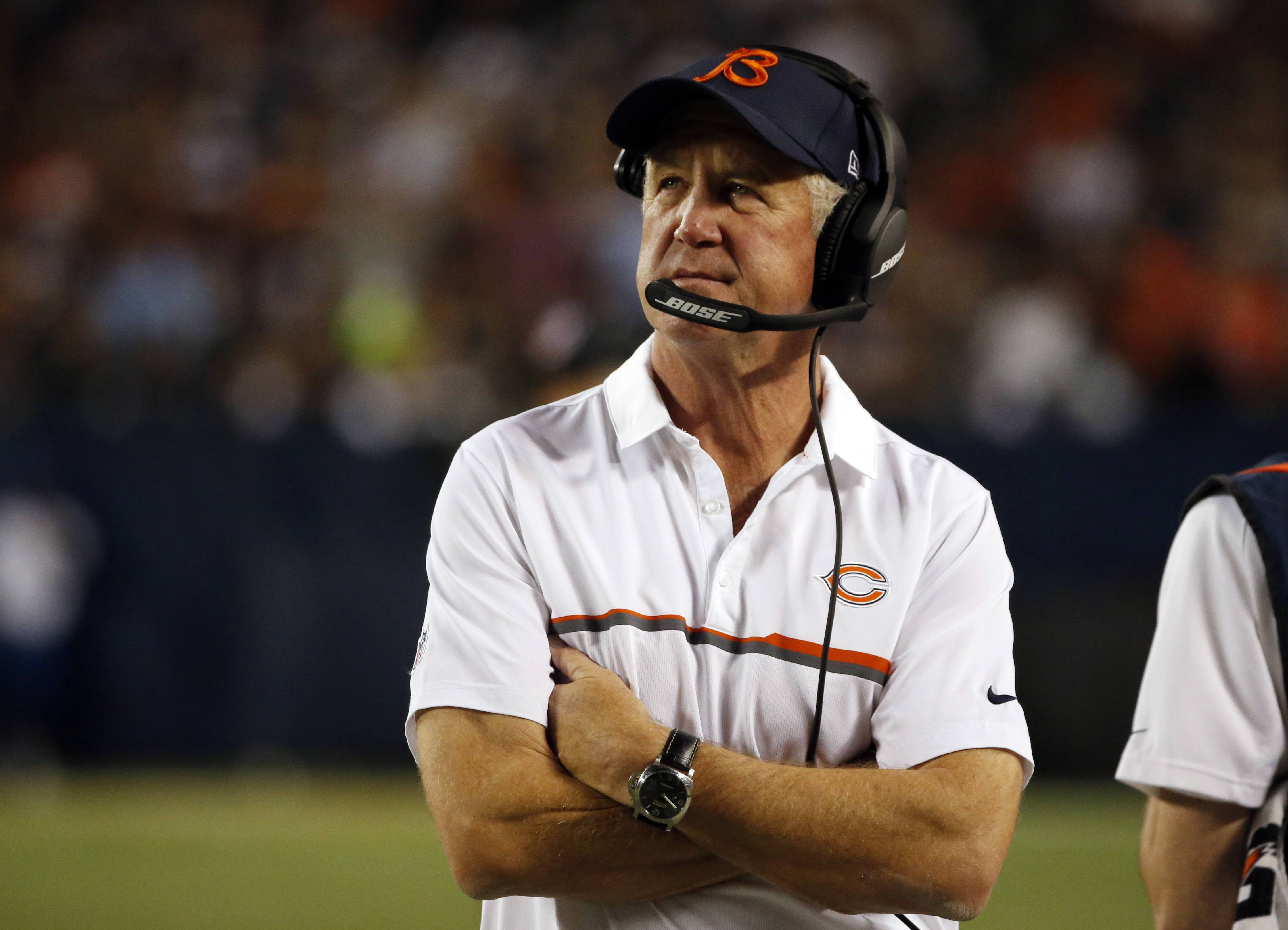 With nine players on injured reserved and two others on the physically unable to perform list, Bears head coach John Fox had turned to younger and inexperience players to fill the holes on his 0-3 team.