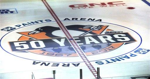 Pittsburgh Penguins say PPG Paints is taking over arena name