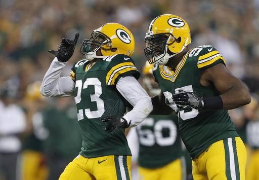 Damarious Randall Packers 2016