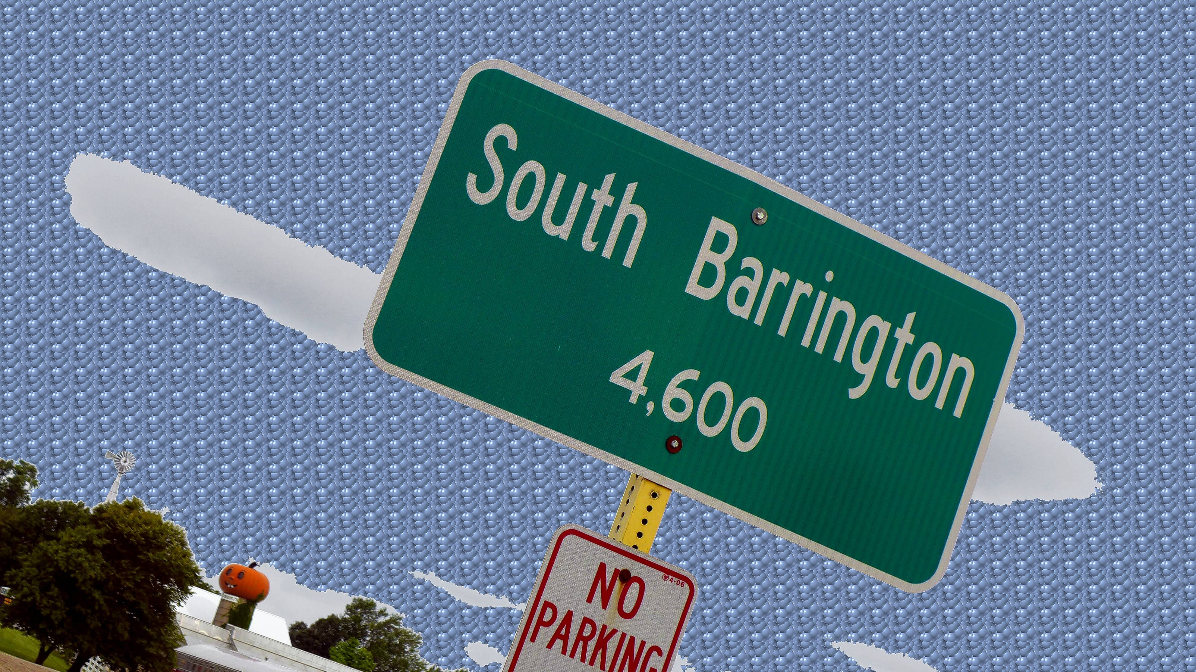 Incorporated in December, 1959, the Village of South Barrington consists of 7.619 square miles of which 7.34 square miles are land and .279 square miles are water. As of the 2010 census, the median income for a household in the village was $170,755, and the median income for a family was $174,318.