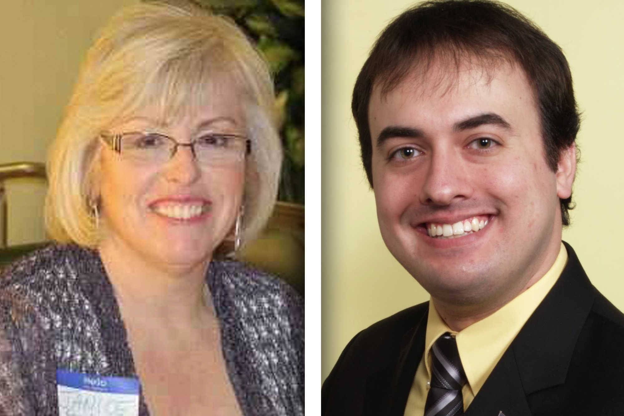 Republican Janice Anderson, left, and Democrat Anthony Michelassi are candidates for DuPage County board District 5 (2-year term)