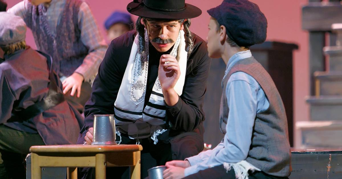 Fiddler On The Roof Comes To Batavia Arts Centre