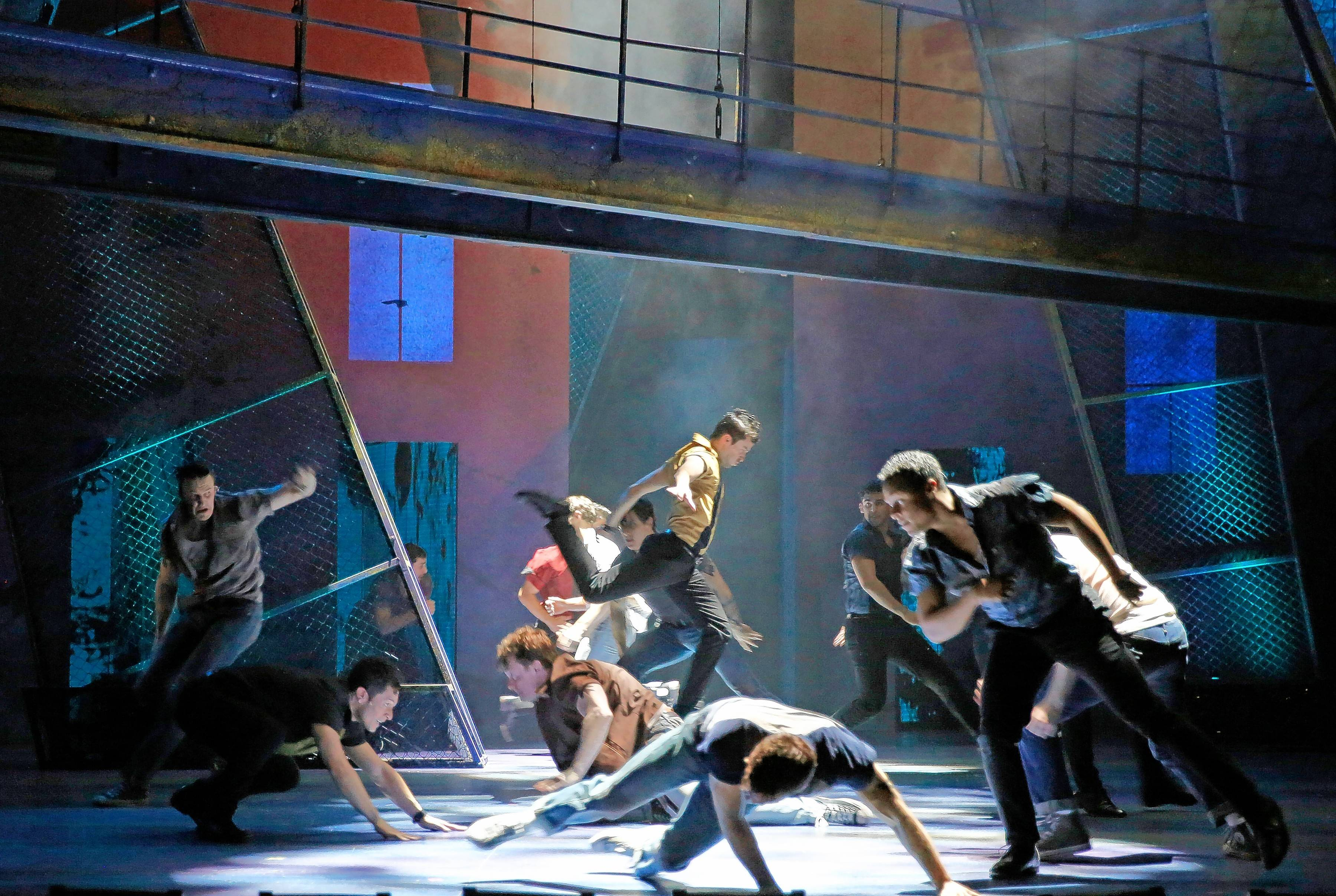 "Paramount Theatre's bold, authentic revival of ""West Side Story"" earned 2016 Joseph Jefferson Awards for best musical (large theater), supporting actress Mary Antonini and choreographer William Carlos Angulo."
